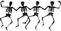 dancing_skeletons_clip_art_preview